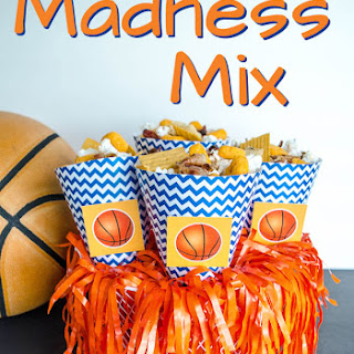 Madness Mix and Paper Cone Printable