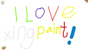Screenshot of Xing Paint