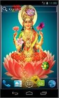 Screenshot of Goddess Saraswati HD LWP