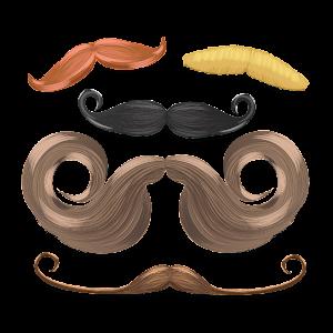 Стикеры Aviary: Усы