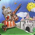 Cardboard Castle icon