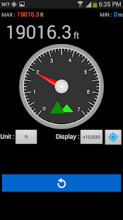 Altimeter - PRO - screenshot