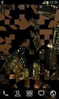Screenshot of 3D Tiles Live Wallpaper