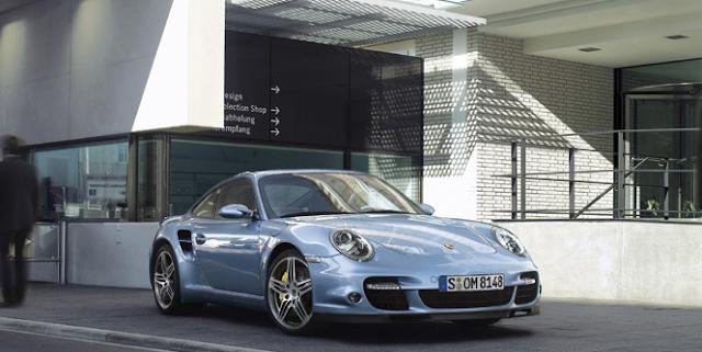 Porsche 911 Factory Collection
