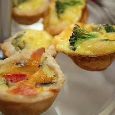 Rosemary's Mini Quiches