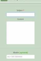 Screenshot of Find Skype Friends BBS