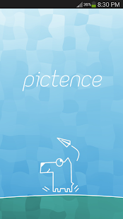 Pictence - screenshot