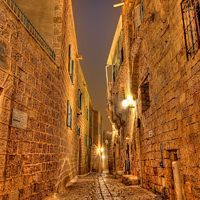 JAFFA by Dong Joel - City,  Street & Park  Neighborhoods ( street&park, city )