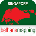 BeMap Singapore icon