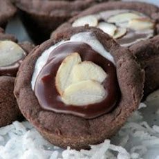 Almond Chocolate Coconut Cups