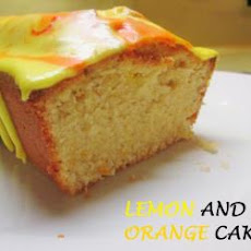 Lemon And Orange Loaf Cake