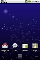 Screenshot of Deep Sea Live Wallpaper
