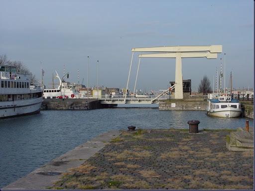 037_Antwerp - Ports