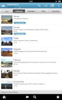 Screenshot of Lithuania Guide by Triposo
