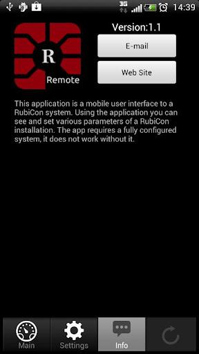 【免費生產應用App】RubiCon Remote-APP點子