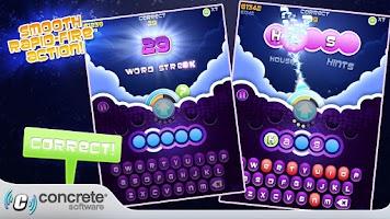 Screenshot of Wordsplosion