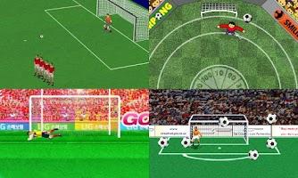 Screenshot of Jogo de futebol