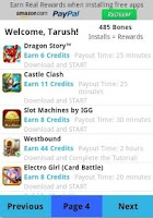 Screenshot of AppDog