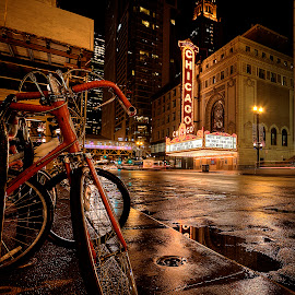 by Brian Gauger - City,  Street & Park  Historic Districts