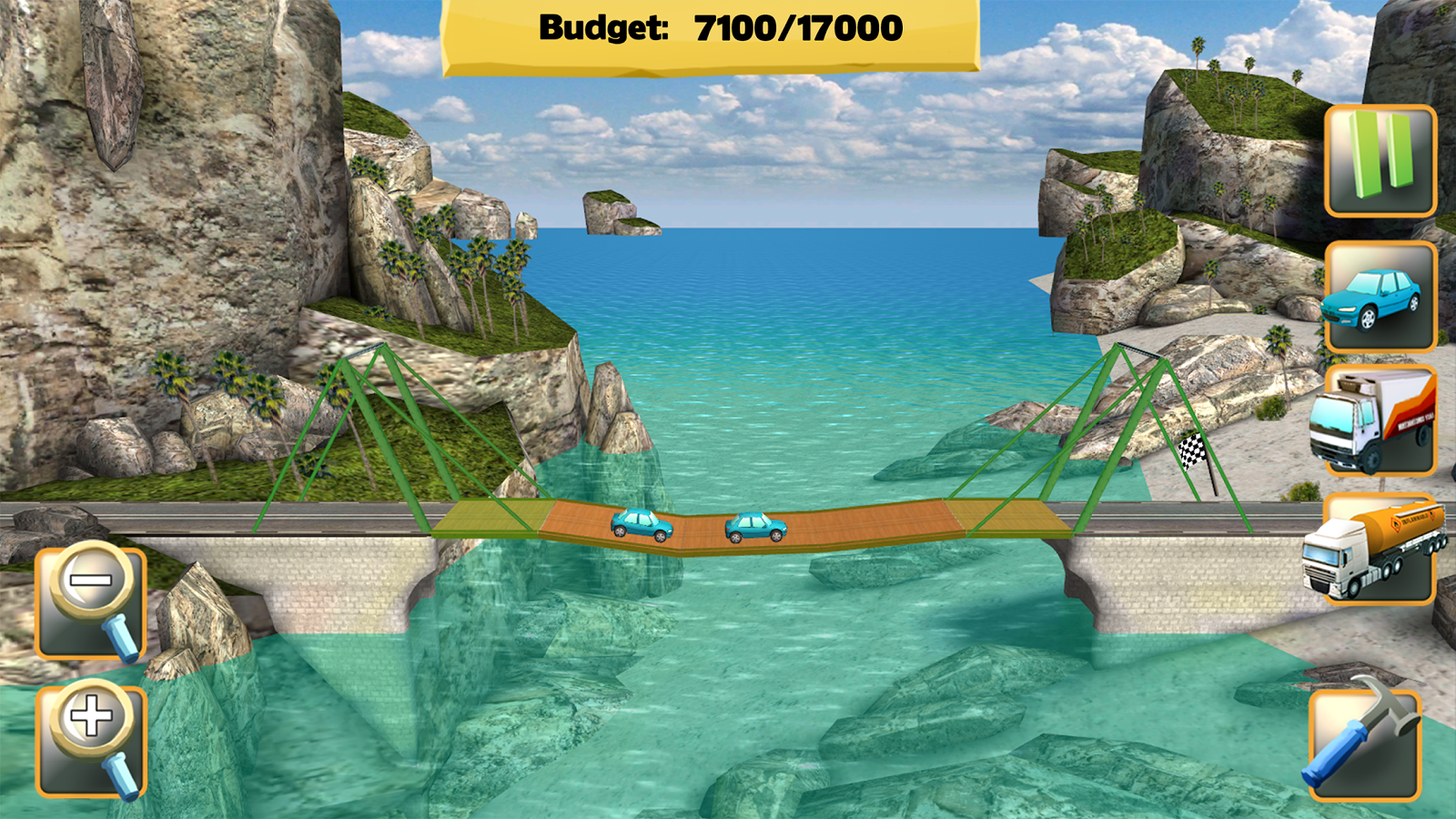 Bridge Constructor Screenshot 10