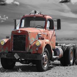 by Barbara Schoenfeld - Transportation Automobiles