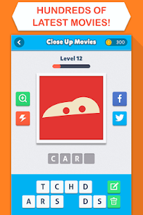 Close Up Movies - Pic Quiz!- screenshot
