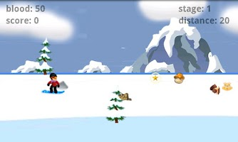 Screenshot of Skate Gliding