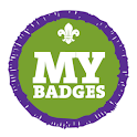 My Badges - UK Scout Programme icon