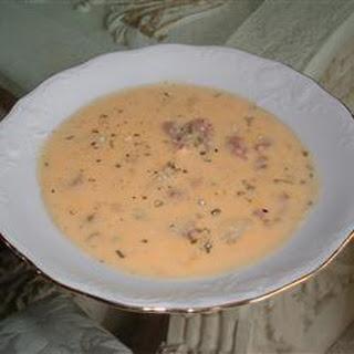 Ham Potato Cheese Soup Recipes