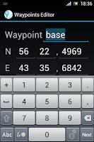Screenshot of GPS Waypoints Editor