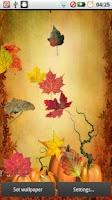 Screenshot of Fall Leaves DEMO
