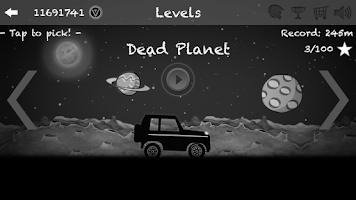 Screenshot of Hill Racing To Limbo
