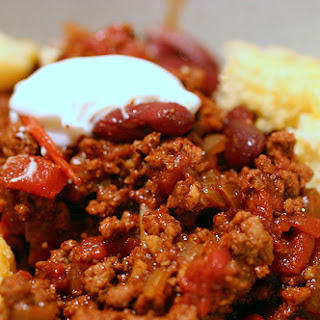 Ground Beef And Red Kidney Bean Chili Recipes