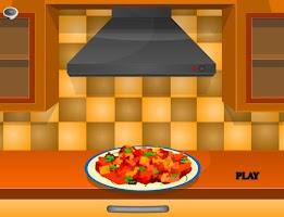 Screenshot of Cooking Chicken Murg Makhani