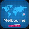 Melbourne Guide Map & Hotels APK for Ubuntu