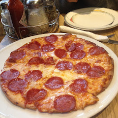 Gf pepperoni pizza