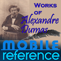 Works of Alexandre Dumas icon