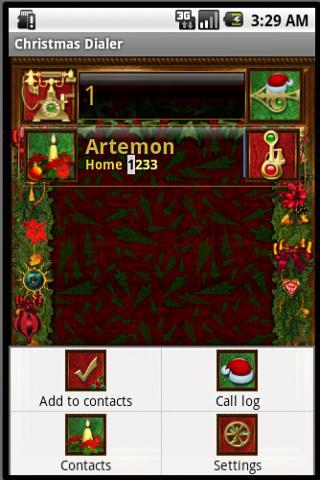 聖誕節撥號|玩娛樂App免費|玩APPs