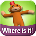 Sight Words 1.2 - Where Is It? icon