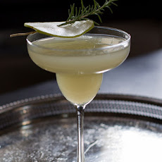 Rosemary Pear Margarita