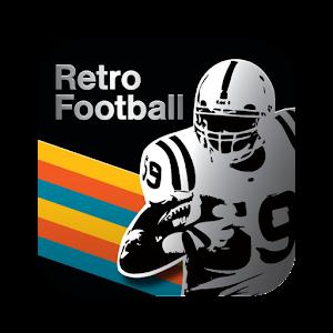Cover art Retro Football