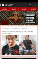 Screenshot of Westside Xtreme Wrestling