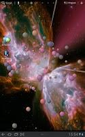 Screenshot of Space Travel 3D Free