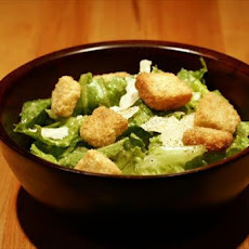 Cat's Caesar Salad
