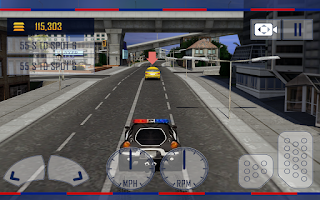 Screenshot of Drive & Chase: Police Car 3D