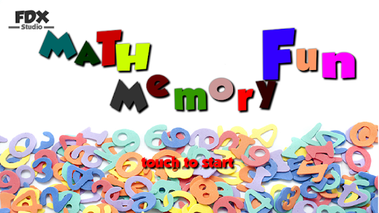 Math Memory Fun- screenshot thumbnail