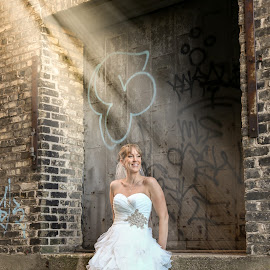 by Rob Giannese - Wedding Bride