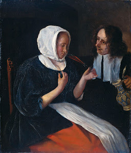 RIJKS: Jan Havicksz. Steen: painting 1679