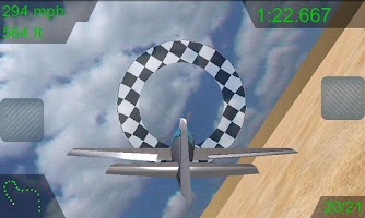 Screenshot of Race Pilot 3D Full