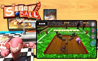 Screenshot of Slyon Ball